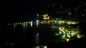 Santa Margherita night in 16:9
