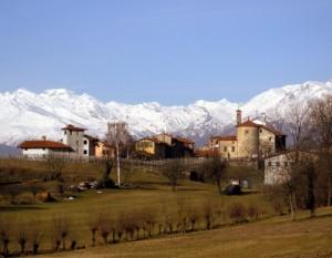 Piverone e le montagne
