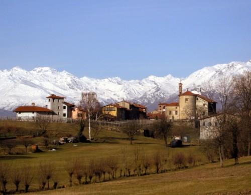 Piverone - Piverone e le montagne