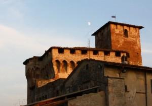 La Rocca e la luna