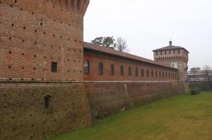 Castello Visconteo - Sforzesco di Galliate 2