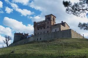 Il castello di Montenovo