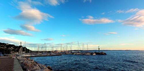 Trieste - Col sie se va a Barcola