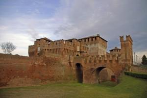 Soncino Castello…fotografato in compagnia…con molta allegria