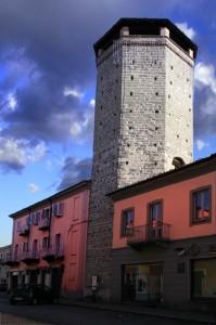 CHIVASSO - Torre Ottogonale