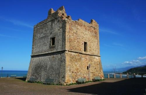 Pollina - la torre del marchese