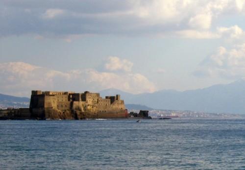 Napoli - Mancava il Castel dell'ovo...