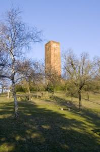 La torre di San Salvatore Monferrato.