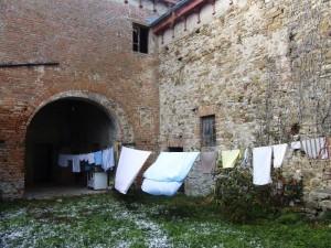 Nei panni del castello, Castello di Monticello, Gazzola, Val Tidone/Val Lurett