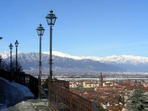 Borgo San Martino dal Belvedere