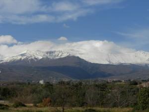 lo spettacolo della natura..l'Etna