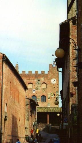 Certaldo - castello di certaldo