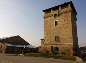 La Torre S.Michele e i magazzini del sale