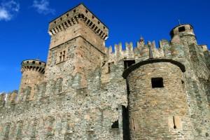 Castello Medioevale alpino