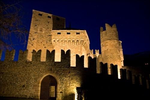 Fénis - Il castello di Fénis