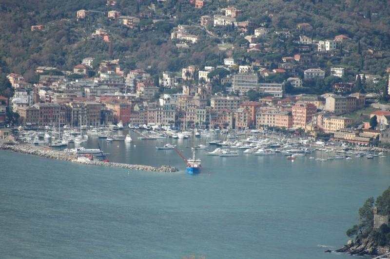 ''Veduta di Rapallo.'' - Rapallo