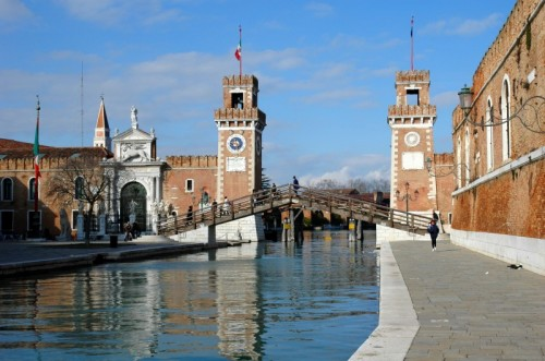 Venezia - L'Arsenale II