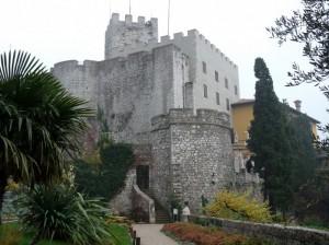 il Castello nuovo di Duino dei Torre e Tasso / Thurn und Taxis
