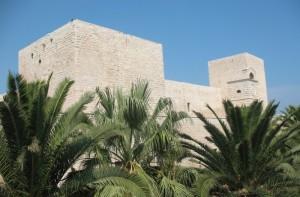 Trani, il Castello…..