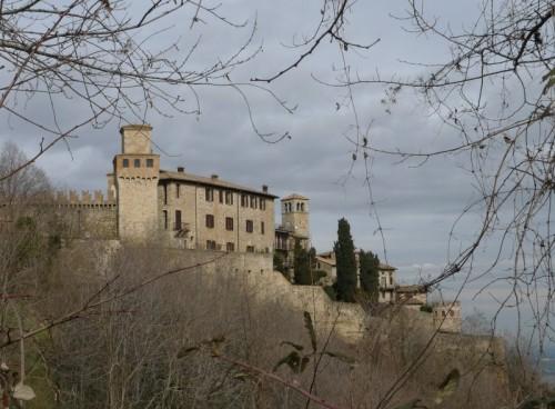 Vernasca - Il Castello di Vigoleno
