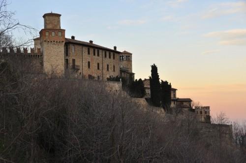 Vernasca - castello di Vigoleno