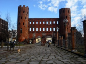La Porta Palatina