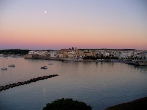 Otranto - Otranto al tramonto