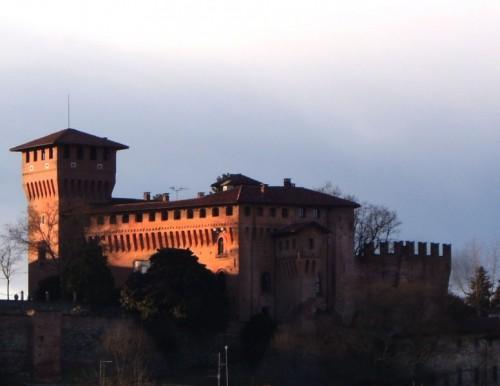 Barengo - Castello quattrocentesco