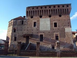 Castello di Castellazzo Novarese