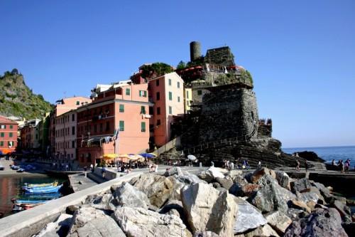 Vernazza -  La Torre Doria