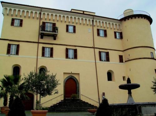 Frascati - La facciata dopo il restauro