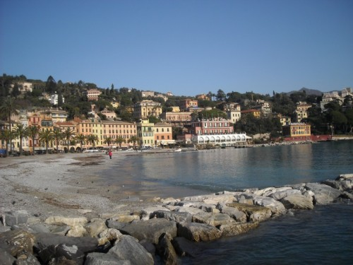 Santa Margherita Ligure - Sole d'inverno