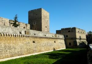 L'Imponente Castello Svevo