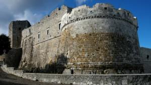 Il Castello di Monte Sant'Angelo