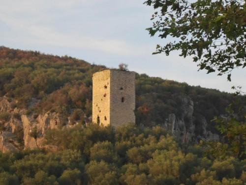 San Giuliano Terme - La torre