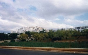 La città bianca…