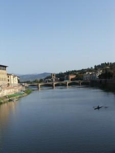 …e il naufragar m'e' dolce in questo Arno…