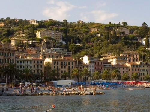 Santa Margherita Ligure - Santa col sole!!!!!!