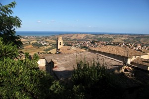 Panorama di Fermo