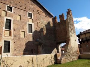 Il castello di Buronzo