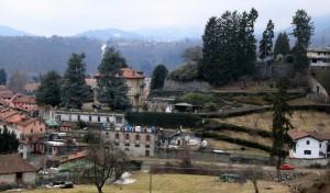 Panorama di Andorno