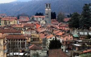 Panorama di Andorno Micca