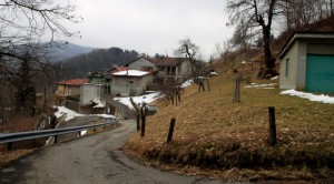Panorama di Callabiana