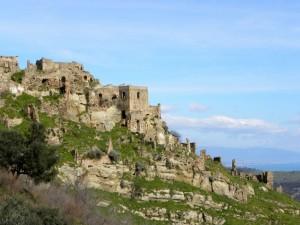 Il parco archeologico di Brancaleone vecchio
