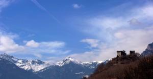 Panorama sul Castello