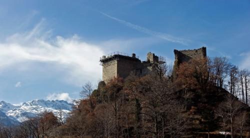 Arnad - Il castello di Arnad
