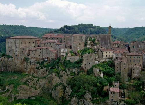 Sorano - Il Masso Leopoldino