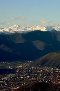 Brescia e le sue montagne