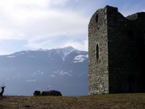 Torre e ruderi