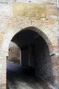 La Porta d'ingresso di San Vito sul Cesano